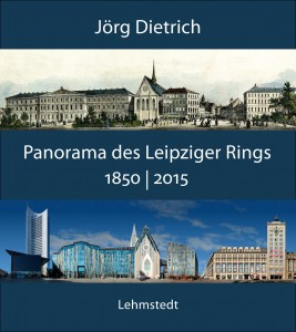 Buchcover Titel Leipziger Ring Panorama Book