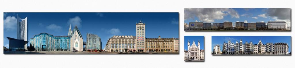 Panorama Prints Kunstdrucke Leinwand AluDibond