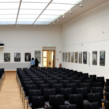 Stadtbibliothek Leipzig – Oberlichtsaal