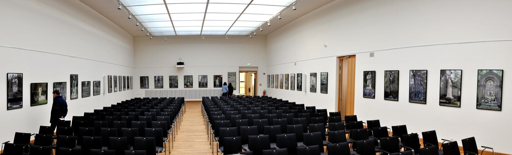 Oberlichtsaal Leipzig