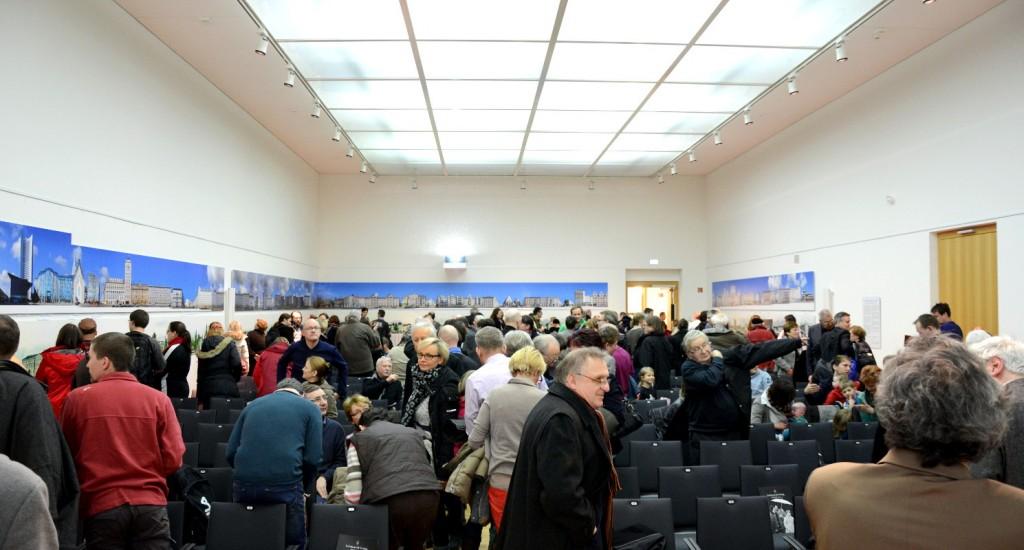 Leipziger Ring Panorama Ausstellung