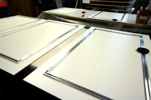 Fineart Factory Druckarbeit Rahmen Hängung