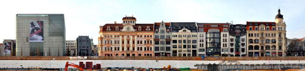 Leipzig Brühl Romanushaus