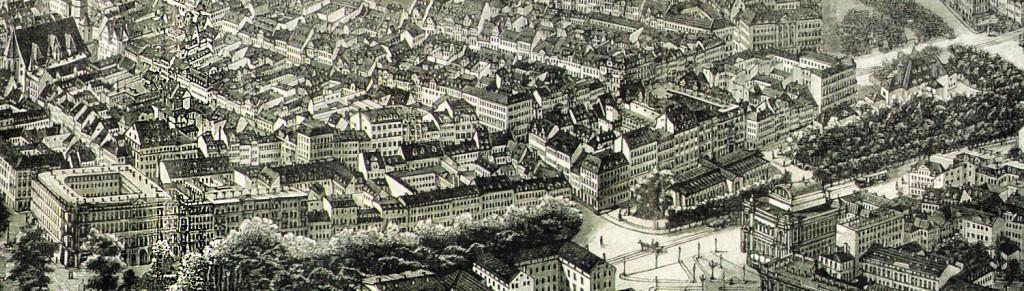 Leipzig Brühl