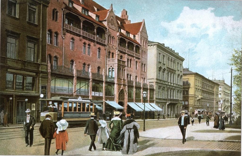 Rotes Kolleg in Leipzig
