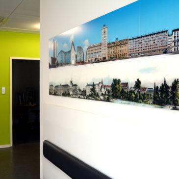 Gallery Print im Augenzentrum am Johannisplatz
