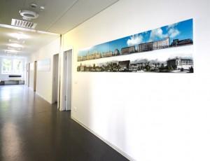 Kunstdrucke in der Praxis, im Büro